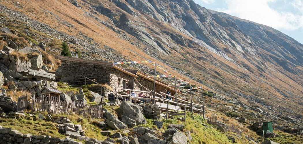 Klein Tibet im Zillertal Hohenau Alm
