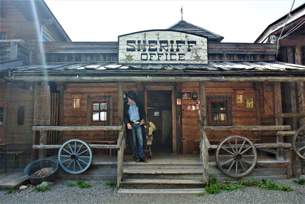 Sheriff Office Camping Aufenfeld