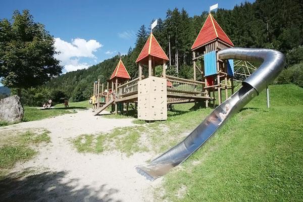 Aussenspielplatz Camping Aufenfeld