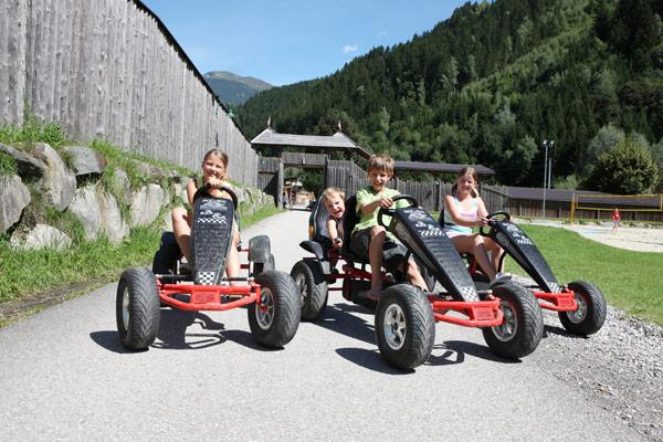 Go Kart Hütte Zillertal