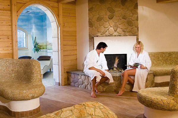 Wellness & Spa im Resort
