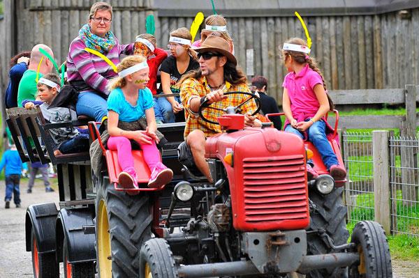 Traktor Kinderfest