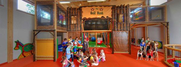 Kinderspielplatz Camping Aufenfeld