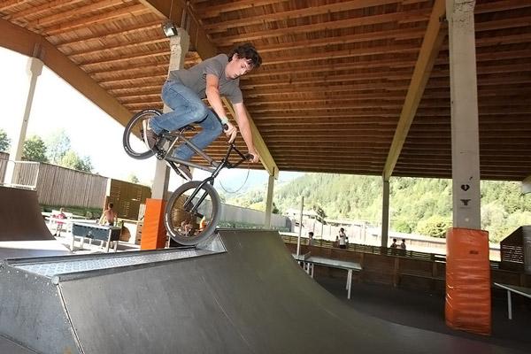 Skaterpark am Camping Aufenfeld