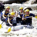 Rafting-Tour im Zillertal